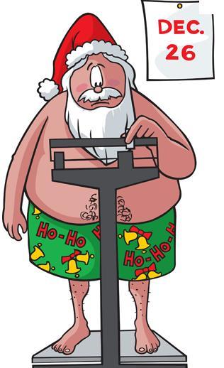 Christmas-Weight-Gain