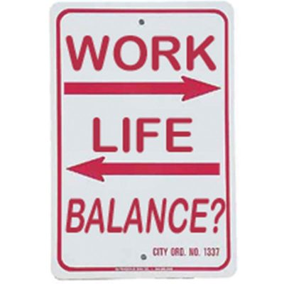 work life balance healthy food