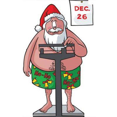 christmas weight gain