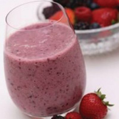 high energy smoothie recipe