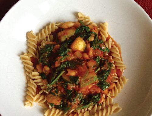 Tuscan Cannelini Bean Pasta