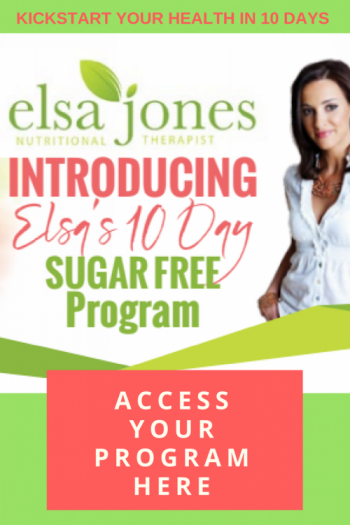 10 Day Sugar Free Program online