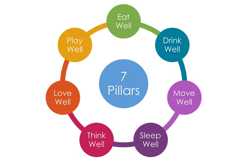 elsa jones 7 pillars of health