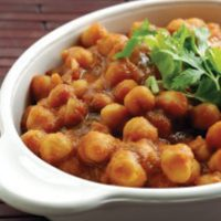 recipe for Chickpea Curry