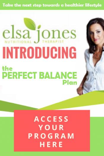 the perfect balance health lifestyle