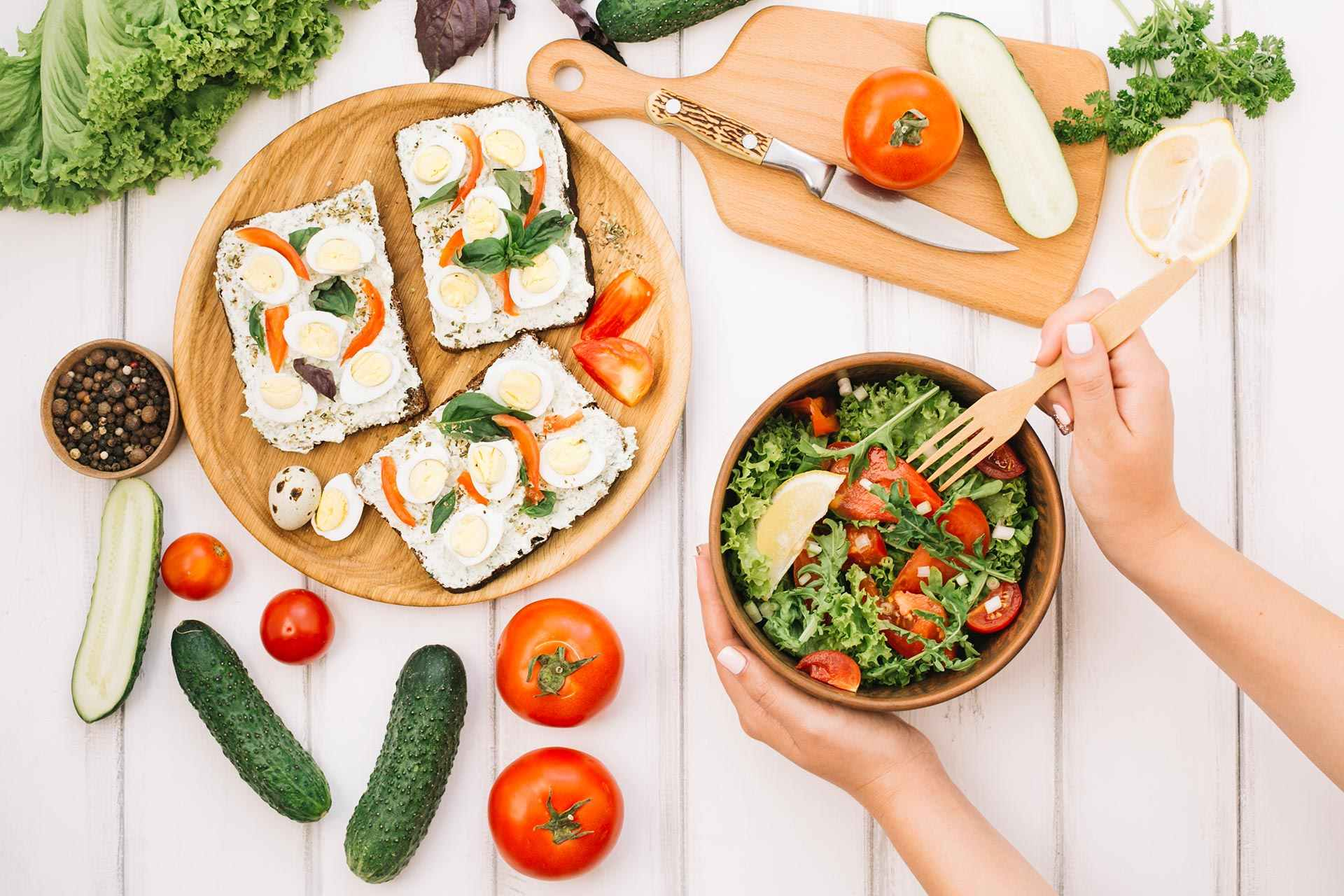 healthy food programs